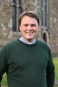 Steve Johnson, Stretton Parish Rector