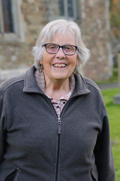 Barbara Oakley Pastoral Coordinator