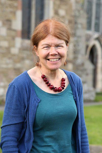 Chrissie Pepler, Parish Safeguarding Officer