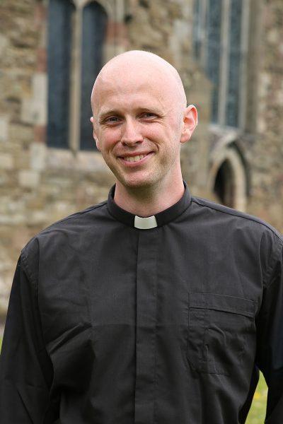 David Andrews, Stretton Parish Curate