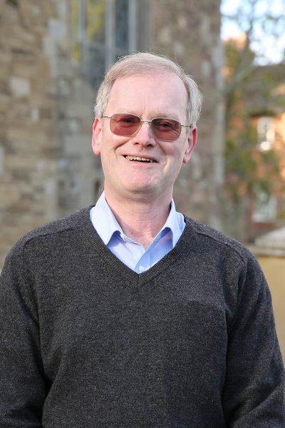Graham Vince PCC treasurer