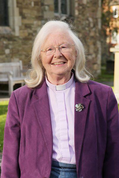 Hazel Allen Minister St Michael's Church Ecumenical Partnership