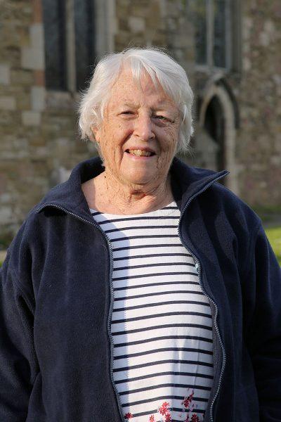 Janet Wilcoxon PCC