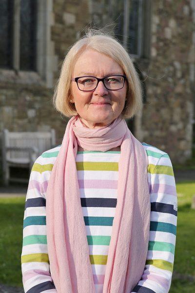 Julie Lawton PCC