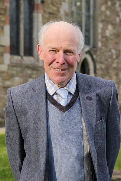Malcolm Forbes PCC Deputy Warden St Michaels