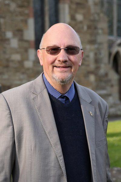 Steve King Churchwarden